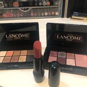 Lancôme Eyeshadow Lipstick Bundle